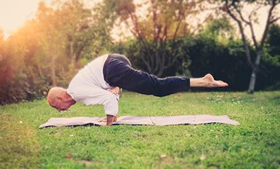 cours et stages de yoga par Yogi Pat'